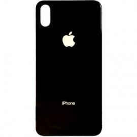 Vitre arriere iPhone X noir