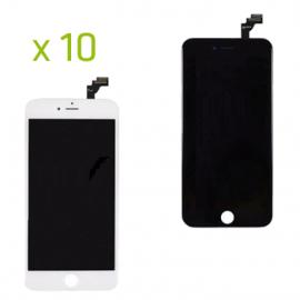 lot 10 ecans pour iPhone 6