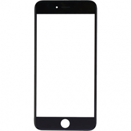 vitre iPhone 6 plus noir