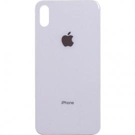 Vitre arriere iPhone X blanc