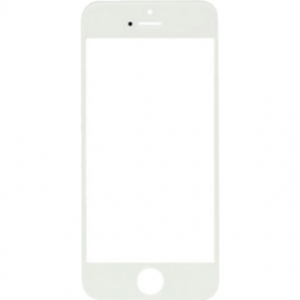 vitre iPhone 5s blanche