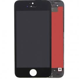 ecran lcd iPhone 5s noir