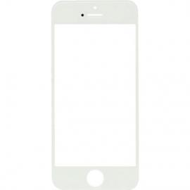 vitre pour iPhone 5c blanc