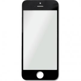 Vitre avant noire pour iPhone 5