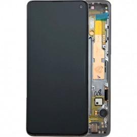 Ecran complet Noir Original Samsung Galaxy S10