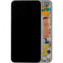 Ecran complet Blanc Original Samsung Galaxy S10e