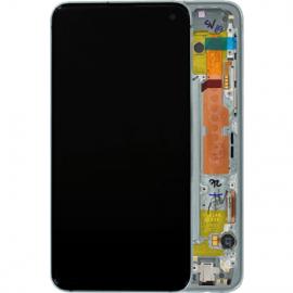 Ecran complet Vert Original Samsung Galaxy S10e