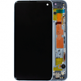 Ecran complet Bleu Original Samsung Galaxy S10e