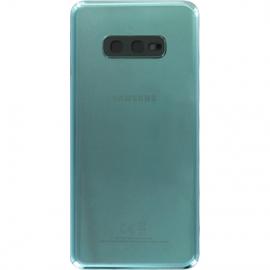 Vitre arriere verte originale Samsung Galaxy S10e
