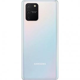 Vitre arriere blanche originale Samsung Galaxy S10 Lite