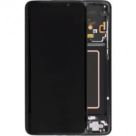 Ecran complet Noir Original Samsung Galaxy S9 Plus