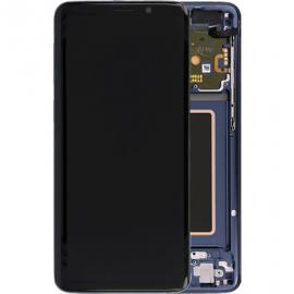 Ecran complet Bleu Original Samsung Galaxy S9 Plus