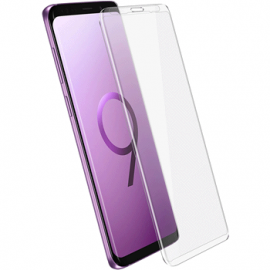 Verre trempe Galaxy S9 Plus
