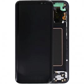 Ecran complet noir original Samsung Galaxy S8