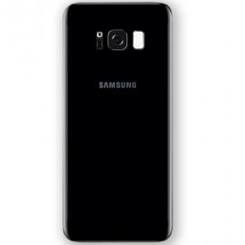 Vitre arriere noire originale Samsung Galaxy S8