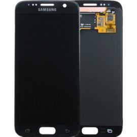 Ecran complet Noir Original Samsung Galaxy S7