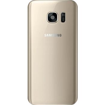 Vitre arriere gold pour Galaxy S7