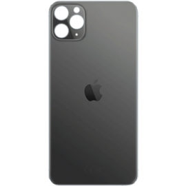 vitre arriere iphone 11 pro max gris sideral