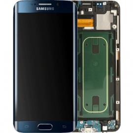 Ecran complet Noir Original Samsung Galaxy S6 Edge Plus