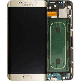 Ecran complet Gold original Samsung Galaxy S6 Edge Plus