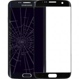 reparation de la vitre avant sur Galaxy S6 Edge