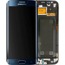 Ecran complet noir original Samsung Galaxy S6 Edge