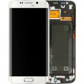 Ecran complet blanc original Samsung Galaxy S6 Edge
