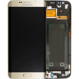 Ecran complet Gold original Samsung Galaxy S6 Edge