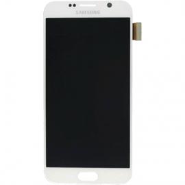 Ecran complet blanc pour Galaxy S6