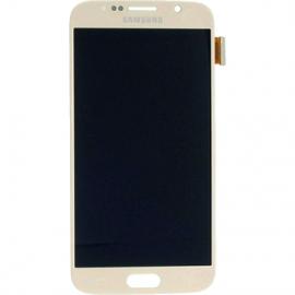 Ecran complet gold pour Galaxy S6