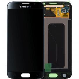 Ecran complet noir Original Samsung Galaxy S6