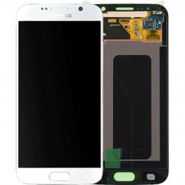 Ecran complet blanc Original Samsung Galaxy S6