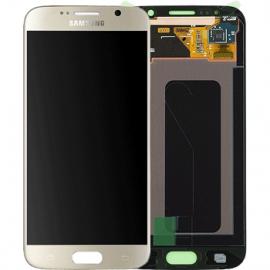Ecran complet Gold Original Samsung Galaxy S6