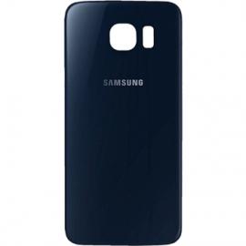 Vitre arriere noire pour Galaxy S6