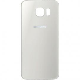 Vitre arriere blanche pour Galaxy S6