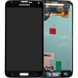 Ecran complet noir Samsung Galaxy S5