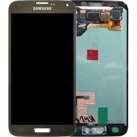 Ecran complet Gold Samsung Galaxy S5