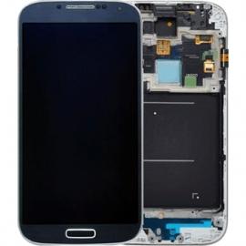 Ecran complet bleu foncé pour Galaxy S4