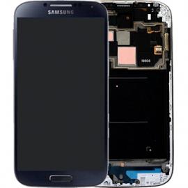 Ecran complet bleu foncé Original Samsung Galaxy S4