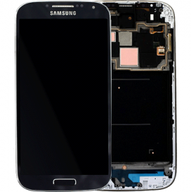Ecran complet noir Original Galaxy S4 Advance