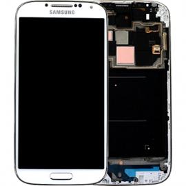 Ecran complet blanc Original Galaxy S4 Advance