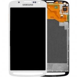 Ecran complet blanc Original Galaxy S4 Active