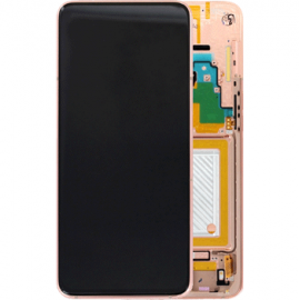 Ecran complet gold original Samsung Galaxy A80
