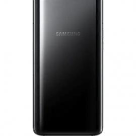 Vitre arriere noire originale Samsung Galaxy A80