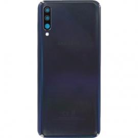 Vitre arriere noire originale Samsung Galaxy A50