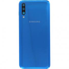 Vitre arriere bleue originale Samsung Galaxy A50