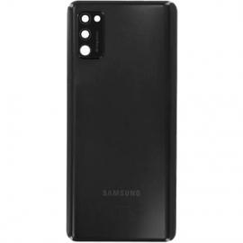 Coque arriere noire originale Samsung Galaxy A41