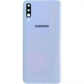 Coque arriere blanche originale Samsung Galaxy A30s
