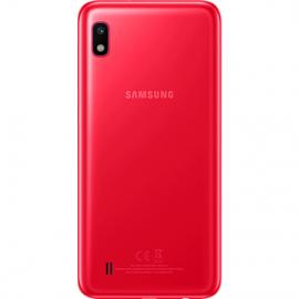 Coque arrière rouge originale Samsung Galaxy A10