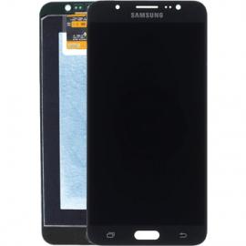 Ecran complet Noir Samsung Galaxy A7 2016